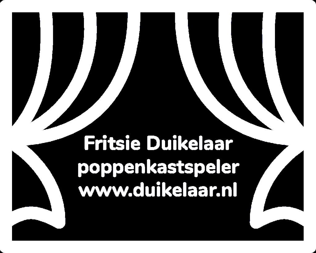 Fritsie Duikelaar poppentheater